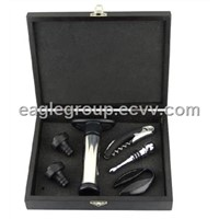Wine & Bar Corkscrew Set / Bottle Opener