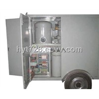 ZN Oil Regeneration, Vacuum Transformer Oil Purifier, Oil Recycling Trailer