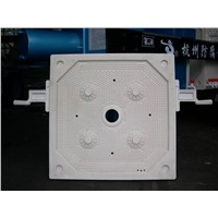 PP recessed filter plate/filter cloth
