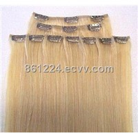 clips in hair extension