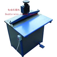 Double Wire Closing Machine