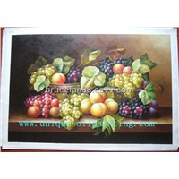 Fruit Oil Paintings