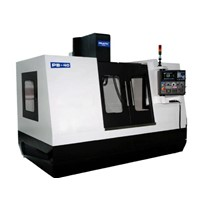 High-Performance Vertical Machining Center