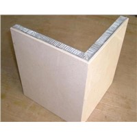 Marble & Aluminum Honeycomb Panel