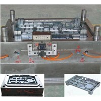 Plastic Injection for Plastic Pallet