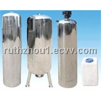 Stainless Steel Water Soften Tank /Vessel