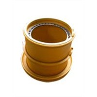 Steel Wheel Rim for Wheel-Loader