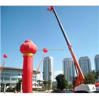 telescopic aerial boom lift--22M