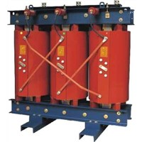 Three Phase Resin Insulation Transformer