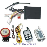 two way motorcycle alarm system LM898TS