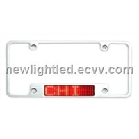LED Car License Plate