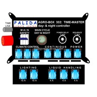 PALIDA AGRO-BOX TIME-MASTER PRO-VERSION power control