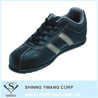 Safety shoes / Casual Shoes ( CF-SA0001 Black)