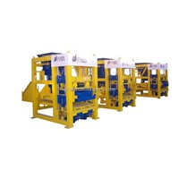 Pro 100 Concrete Block Machine