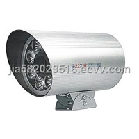 100m IR Waterproof CCD Camera