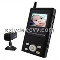 2.4G Wireless Motion Detect Recorder (ZJ808N)
