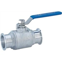 2-PC Fast-assembling Ball Valve