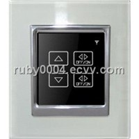2-Gang Remote Control Dimmer Switch - Smart Home Product