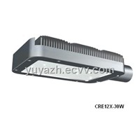 LED Street Light Lamp with Original America CREE Chip - 30 Watt