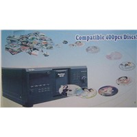400 Disc DVD CD Changer with Karaoke Function
