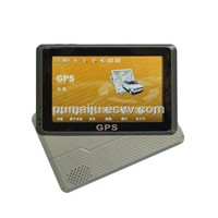 4.3inch Car GPS with Bluetooth