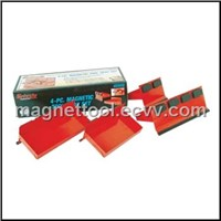 4pcs Magnetic Tool Tray Set