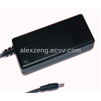 AC/DC Switching power adapter 12V5A with worldwide approvals