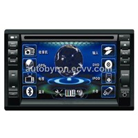 Car DVD Player - 6.2 Inch TFT