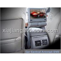 "7"" Car Seat LCD DVD Player"