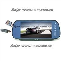 7-Inch Rearview Mirror Monitor