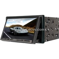 Double Din DVD Player-7 Inch