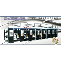 Asy-A Type Rotogravure Printing Machine