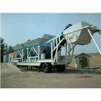 All-moving Soil Bitumen Mixing Equipment