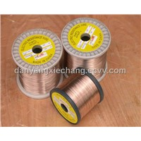 Alloy Wire and Strip (CuNi1)