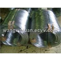 Hot Dipped Galvanized Wire for Armouring Cable Wire