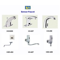 Automatic Wall Mount Faucet sensor taps