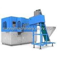 Automatic Stretch Blow Molding Machine - Sm-2000a