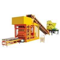 Type Hydraulic Block Molding Machine (BT-QT4-15A)