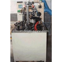 Bearing Retainer Nailing Machine