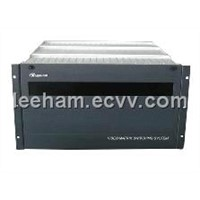 CCTV Matrix Switch / Control System with CE Certification