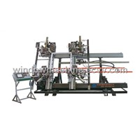 Four - Corner Vertical Welding Machine (SHP4-CNC-3000A)
