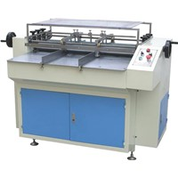Cardboard Slotting Machine