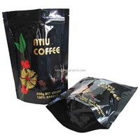 Coffee Bag Pouch with zipper