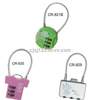 Combination Lock  (CR-835/829/821B)