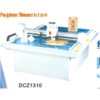 Corrugated Carton Sample Maker Box Cutter Plotter Flatbed Cutting Machine (DCZ1310)