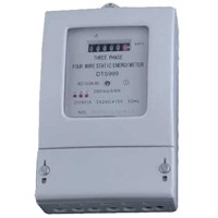 Three Phase Static Energy Meter (DTS999)