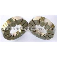 Diamond Grinding Wheels for Brake Pads