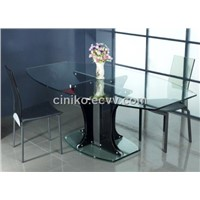 Dining Table/mess table/dining room table/glass table