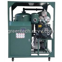 Dual Stage High Vacuum Degasifier & Purification System (ZJA)