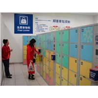 Electronic Deposit Locker